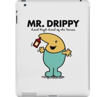 Mr. Drippy iPad Case/Skin
