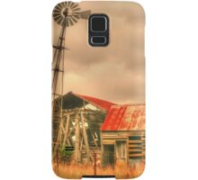 A lean to the left & a lean to the right Samsung Galaxy Case/Skin