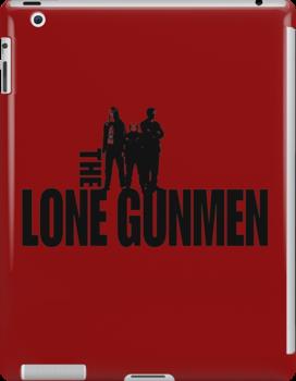 Lone Gunmen by sogr00d