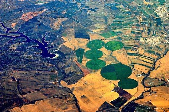 37.000 feet by Chris Clark
