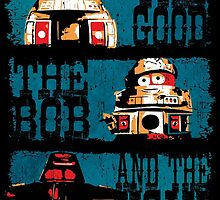 The Good, The BOB And The Ugly by Devotees