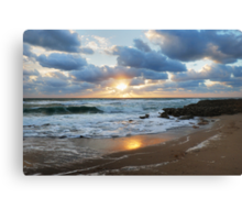 A Day for Moses Canvas Print