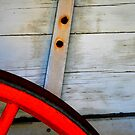 Wagon by Sharon Ulrich