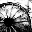 Big Wheel Keep On Turnin' by Sharon Ulrich