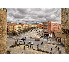 Santa Teresa Square Photographic Print