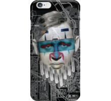 PORTRAIT OF SEXY iPhone Case/Skin