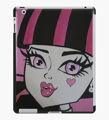 Draculaura iPad Case/Skin