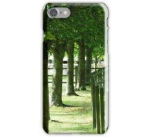 Lime Tree Drive iPhone Case/Skin
