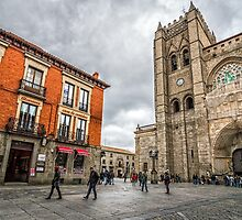 Avila Cathedral by JJFarquitectos
