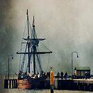 Portarlington Pier #7 by Tracy Edgar