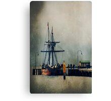 Portarlington Pier #7 Canvas Print
