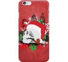 Skull Christmas - Red Mark II iPhone Case/Skin