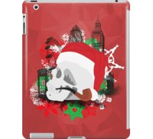Skull Christmas - Red Mark II iPad Case/Skin