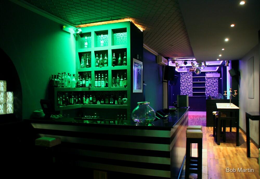The Green Bar by Bob Martin