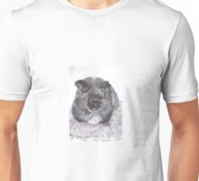 Guinea Pig in the Hay Unisex T-Shirt
