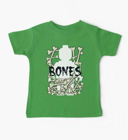 'Minifig Bones' Baby Tee