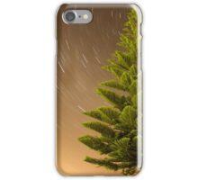 Night time pine iPhone Case/Skin