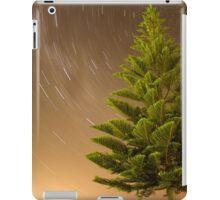 Night time pine iPad Case/Skin