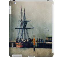 Portarlington Pier #7 iPad Case/Skin