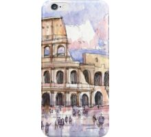 Il Colosseo, Roma  iPhone Case/Skin