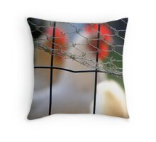 Wire Throw Pillow