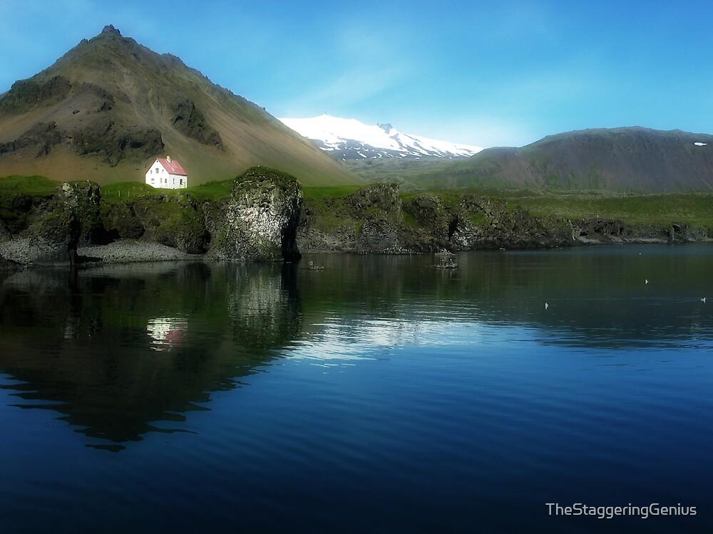 Arnarstapi, Ísland by TheStaggeringGenius