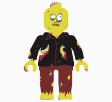 Zombie Minifig by Customize My Minifig