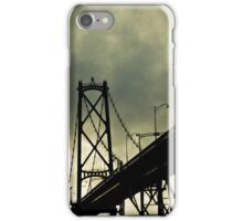 Lions Gate Bridge iPhone Case/Skin