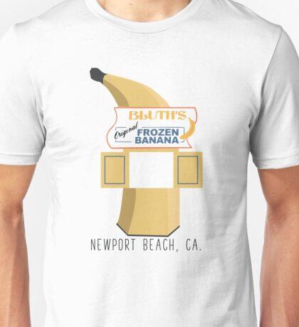 Arrested Development - Bluth's Frozen Banana Stand Unisex T-Shirt