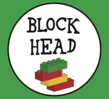 BLOCK HEAD Kids Clothes