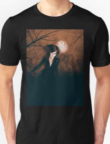 Halloween Night Girl 2 T-Shirt