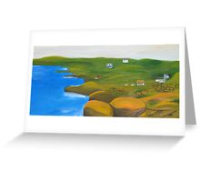 Peggy's Cove - Nova Scotia Greeting Card
