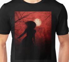Halloween Night Girl 3 Unisex T-Shirt