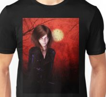 Halloween Night Girl 4 Unisex T-Shirt