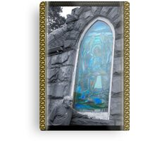 Today I Saw TWO Angels Metal Print