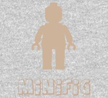 Minifig [Flesh Pink], Customize My Minifig Kids Clothes