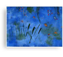 Van Gogh (by Erica 10 years old) Canvas Print