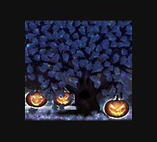 Halloween night oak Unisex T-Shirt