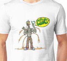 Zombie Toast Unisex T-Shirt