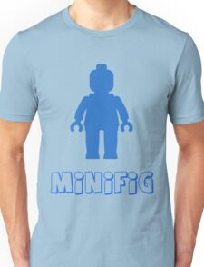 Minifig [Blue], Customize My Minifig T-Shirt