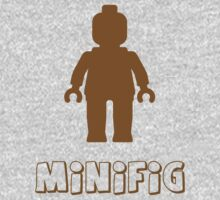 Minifig [Brown], Customize My Minifig Kids Clothes
