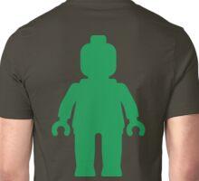 Minifig [Large Green] Unisex T-Shirt