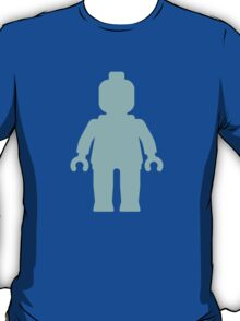 Minifig [Light Blue], Customize My Minifig T-Shirt