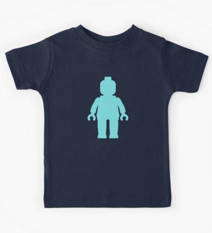Minifig [Light Blue], Customize My Minifig Kids Tee