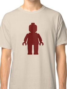 Minifig [Dark Red], Customize My Minifig Classic T-Shirt