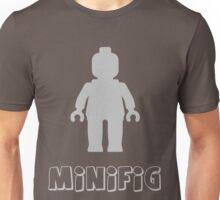 Minifig [Light Grey], Customize My Minifig Unisex T-Shirt