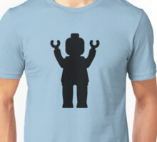 MINIFIG With Arms Up Unisex T-Shirt