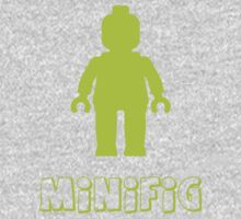 Minifig [Lime Green], Customize My Minifig Kids Clothes