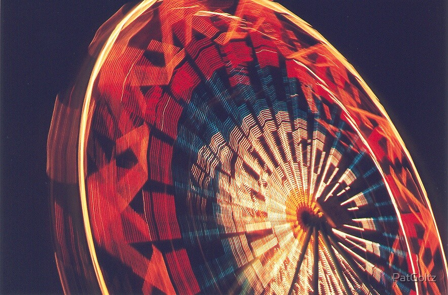 Ferris Wheel by PatGoltz