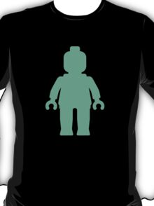 Minifig [Sand Green], Customize My Minifig T-Shirt